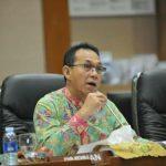 Ketua Dewan Pimpinan Daerah (DPD) Partai Gerindra Provinsi Sumatera Utara, Gus Irawan Pasaribu