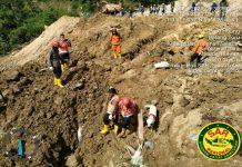 Berdasarkan data dari Tim SAR gabungan, total ada 12 orang yang menjadi korban longsor di kawasan proyek Pembangkit Listrik Tenaga Air (PLTA) Batang Toru, Kecamatan Batang Toru, Kabupaten Tapanuli Selatan (Tapsel), Kamis (29/4/2021) malam. Tiga diantaranya dinyatakan tewas sedangkan 9 lainnya masih dalam proses pencarian.