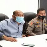 Wakil Bupati Langkat, Syah Afandin menegaskan, pihaknya siap dan terus berupaya semaksimal mungkin melaksanakan instruksi Mendagri Tito Karnavian dalam penanganan Covid - 19 di wilayah kerjanya.
