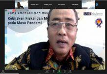 Prof. Indra Maipita, dekan Fakultas Ekonomi Universitas Negeri Medan (FE-Unimed)