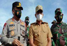 Sebanyak 11.600 personel gabungan akan disiagakan di beberapa titik penyekatan di Sumatera Utara (Sumut) jelang larangan Idul Fitri 2021 yang mulai efektif pada 6-17 Mei.