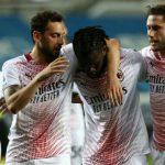 AC Milan akhirnya menyudahi kegagalan mereka tampi di Liga Champions. Milan terakhir kali main di Liga Champions musim 2013/2014 atau tujuh tahun lalu.