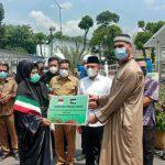 Warga Sumatera Utara (Sumut) menggalang donasi hingga Rp505 juta melalui infak Masjid Gubsu yang terletak di rumah dinas gubernur Jalan Jenderal Sudirman, Medan.