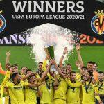 Manchester United gagal meraih tropi Liga Eropa 2020/2021. Paul Pogba dan kawan-kawan takluk dari Villarreal lewat drama adu pinalti di Stadion Energa, Polandia, 10-11, Kamis (27/5/2021).