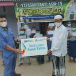PT Indonesia Asahan Aluminium (Persero) atau Inalum kembali menunjukkan kepeduliannya kepada masyarakat.