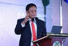 Hari ini, Senin (17/5/2021) pukul 14.00 WIB, Rektor Universitas Sumatera Utara (USU) Dr Muryanto SSos MSi melantik Dekan se-USU periode 2021-2026 di USU.