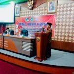 Rektor Universitas Islam Negeri Sumatera Utara (UINSU), Prof Dr Syahrin Harahap