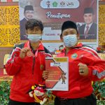 Nazil Mumtaz Al, Mujtahid, mahasiswa Ilmu Komunikasi Fakultas Ilmu Sosial Universitas Islam Negeri Sumatera Utara (UINSU) berhasil membawa pulang juara 3 Musyabaqah Karya Tulis Alquran dalam acara Pekan Kreativitas Mahasiswa (PKM) II Perguruan Tinggi Keagamaan Islam Negeri (PTKIN) se-Sumatera.