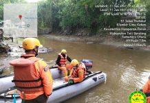 Muhammad Nabili Zaki (16), warga Bulu Cina Kloni 4 Kecamatan Hamparan Perak Kabupeten Deliserdang hilang saat mandi-mandi bersama 6 orang temannya di Sungai Belawan, Hamparan Perak, Kamis (10/6/2021) sekitar pukul 15.20 WIB.