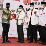 Partai Keadilan Sejahtera (PKS) Sumut dan Medan siap berkolaborasi dengan Pemko Medan dalam menjadikan Medan lebih baik.