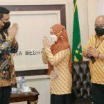Pemko Medan telah membayarkan Rp300 ribu jiwa penduduk Kota Medan yang belum tercover BPJS dari anggaran pemerintah pusat.