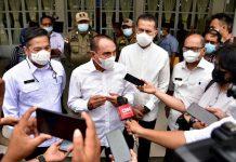 Pemerintah Provinsi Sumatera Utara (Sumut) kembali memperpanjang Pemberlakukan Pembatasan Kegiatan Masyarakat (PPKM) mikro dari 22 Juni hingga 5 Juli 2021 di 10 kab/kota.