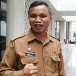 Kepala Badan Pengelolaan Keuangan dan Aset Daerah (BPKAD) Setdaprovsu Ismael Parenus Sinaga