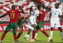 Pertandingan terakhir grup F antara Perancis melawan Portugal, Kamis dini hari(24/6/2021)