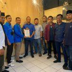 Ketua Dewan Pengurus Daerah Komite Nasional Pemuda Indonesia Provinsi Sumatera Utara (DPD KNPI SUMUT) Samsir Pohah telahmengesahkan susunan pengurus DPD KNPI Kota Binjai periode 2021-2024