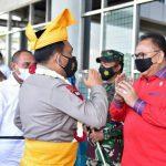 Ketua DPRD Provinsi Sumatera Utara Drs Baskami Ginting memuji profesionalitas Polda Sumut dibawah pimpinan Irjen Pol Panca Putra Simanjuntak dalam membongkar kasus penembakan wartawan di Simalungun