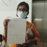 Sejumlah orangtua Penerimaan Peserta Didik Baru (PPDB) kembali mendatangi kantor Dinas Pendidikan Sumatera Utara (Sumut) di Jalan Cik Ditiro Medan, Senin (28/6/2021)
