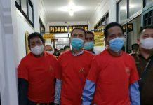 Kejaksaan Negeri Medan secara resmi menahan tiga tersangka korupsi pembangunan gedung kuliah Universitas Islam Negeri Sumatera Utara (UINSU), Senin (28/6/2021).