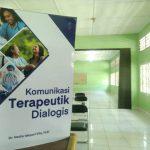 Komunikasi Terapeutik Dialogis, karya Dr Nadra Ideyani Vita, M.Si