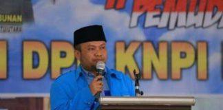 Wakil Ketua Umum (Waketum) DPP KNPI, Sugiat Santoso, SE., MSP