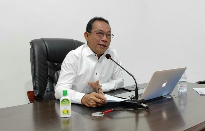 Anggota DPR-RI dari Fraksi Gerindra Gus Irawan Pasaribu