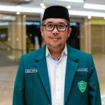 Ketua PD Al Washliyah Kota Medan Abdul Hafiz Harahap