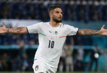 Italia bertemu Spanyol di semifinal euro 2020 di Stadion Wembley, Rabu (7/7/2021).