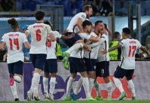 Timnas Inggris akhirnya bisa mengatasi permainan Denmark dengan susah payah di pertandingan semifinal kedua Euro 2020.