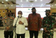 Gubernur Sumatera Utara (Sumut) Edy Rahmayadi mengatakan bahwa Kota Medan akan mulai menerapkan Pemberlakuan Pembatasan Kegiatan Masyarakat (PPKM) darurat.