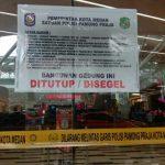 Pemerintah Kota (Pemko) Medan menyegel Mal Centre Point di Jalan Jawa Kecamatan Medan Timur terkait utang Pajak Bumi Bangunan (PBB) sebesar Rp56 miliar.