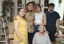 """Karan Sukarno Walia, rekan main Suzzanna dalam legenda film """"Malam Satu Suro"""" ternyata sudah genap berusia 61 tahun pada, 2 Juli 2021."""