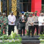 Walikota Medan, Muhammad Bobby Afif Nasution menghimbau agar masyarakat Medan semakin mematuhi protokol kesehatan dengan menetapkan 5M pasca diberlakukannya PPKM darurat.