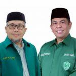 Ketua PD Al Washliyah Medan A Hafiz Harahap