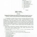 Pemerintah Kabupaten Deli Serdang menerapkan Pemberlakuan Pembatasan Kegiatan Masyarakat (PPKM) Darurat Wilayah Tertentu pada 9 kecamatan yang berbatasan dengan Kota Medan yang sudah terlebih dahulu menerapkan PPKM darurat.