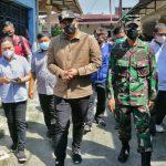 Pemko Medan memberlakukan Lingkungan 15, Kelurahan Mangga, Kecamatan Medan Tuntungan isolasi lingkungan. Sebab, delapan warga yang menempati 6 rumah di lingkungan itu terpapar Covid-19.