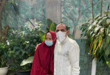 Mimpi Julaiha bertemu Gubernur Sumatera Utara, Edy Rahmayadi, akhirnya kesampaian. Wanita berusia 19 tahun yang mengalami penyakit syaraf itu, diterima hangat Gubsu Edy dan keluarga di kediaman pribadinya, di Jalan Karya Bakti Kecamatan Medan Johor, Sabtu (24/7/2021) sekitar pukul 10.00 WIB.