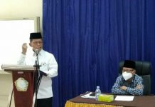 Rektor Universitas Islam Negeri (UIN) Sumatera Utara (Sumut) Prof Dr Syahrin Harahap mengingatkan para dosen dan pengelola Program Studi (Prodi) di lingkungan UIN Sumut untuk mengimplementasikan integrasi ilmu berbasis Wahdatul 'Ulum secara serius.