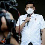 Walikota Medan, Muhammad Bobby Afif Nasution