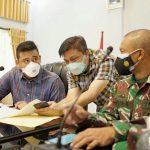 Kasus terkonfirmasi positif Covid-19 di Kota Medan mengalami kenaikan. Sebelumnya hanya 60 sampai 90 kasus perhari, kini mencapai 400 kasus perhari. Bahkan, pernah terkonfirmasi positif Covid-19 mencapai 700 kasus perhari.
