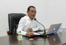 Gus Irawan Pasaribu, anggota Komisi XI DPR RI