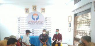 Sejumlah warga peserta transmigrasi di Desa Rianiate I, Kecamatan Batang Toru, Kabupaten Tapanuli Selatan (Tapsel) mengadu ke Ombudsman RI Perwakilan Sumut lantaran lahan mereka dicaplok.
