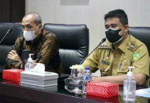 Sebanyak lima organisasi perangkat daerah (OPD) di lingkungan Pemko Medan diminta meningkatkan mutu pelayanan guna memberikan kepuasan kepada masyarakat.