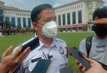 Kepala Dinas Kesehatan Sumut Aris Yudhariansyah