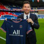 Penyerang andalan Argentina, Lionel Messi resmi bergabung ke Paris Saint-Germain (PSG), Rabu (11/8/2021) dini hari WIB.