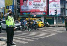Pemerintah Provinsi (Pemprov) Sumatera Utara (Sumut) mengimbau masyarakat untuk menghentikan aktivitas selama detik-detik proklamasi dari pukul 10:17 WIB sampai 10:20 WIB.