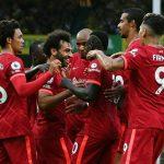 Bertandang ke Stadion Carrow Road, markas Norwich City di laga perdana EPL 2020/2021, Liverpool menang telak 3-0, Sabtu (14/8/2021).