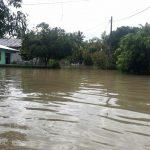 Curah hujan yang sedang hingga tinggi sejak 15 Agustus sampai 17 Agustus 2021 mengakibatkan ribuan rumah warga di Kabupaten Batubara terendam banjir.