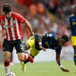 Bertandang ke Stadion St Mary's, markas Southampton dalam lanjutan Liga Inggris pekan kedua, Manchester United gagal meraih poin penuh. Bruno Fernandes dan kawan-kawan ditahan imbang 1-1, Minggu (22/8/2021).