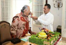 Kabar duka datang dari Wakil Gubernur Sumatera Utara (Sumut) Musa Rajekshah. Ayahnya, Haji Anif menghembuskan nafas terakhir, Rabu (25/8/2021).