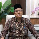 Wakil Rektor UIN Sumut Prof Hasan Asari